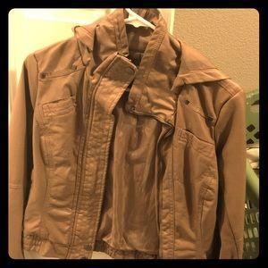 Jackets & Blazers - Hooded jacket